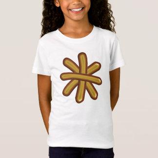 GULD- stjärnautslagsplatsskjortor: Över 100 färger T-shirts