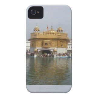 GULD- TEMPEL Amritsar Indien Case-Mate iPhone 4 Cases