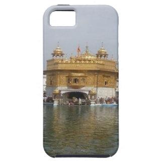 GULD- TEMPEL Amritsar Indien iPhone 5 Fodraler