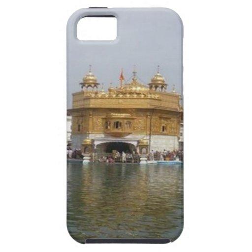 GULD- TEMPEL: Amritsar Indien iPhone 5 Fodraler