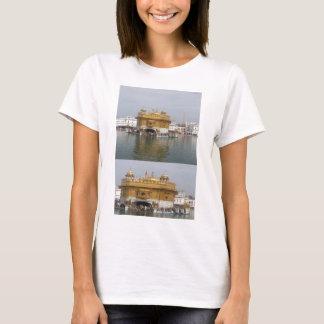 GULD- TEMPEL: Amritsar Indien Tee Shirts
