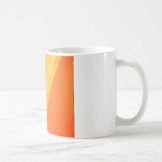 Guld- triangel - Threesomehjärtor Kaffemugg