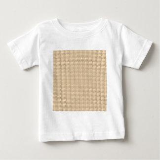 GULD- triangelremsamönster från GÅVOR för en juvel T-shirt