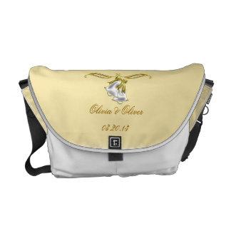 Guldbröllop Messenger Bag