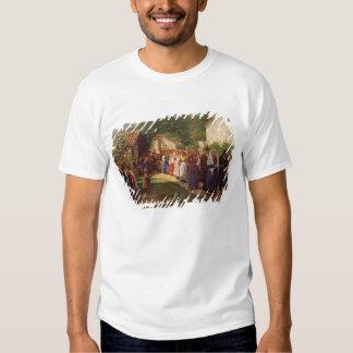 Guldbröllopet (olja på kanfas) tee shirts