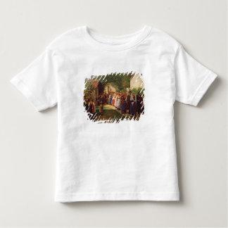 Guldbröllopet (olja på kanfas) tröjor