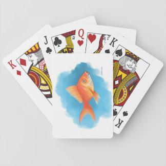 Guldfisk Spel Kort