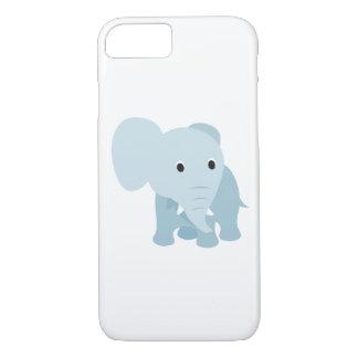 Gullig babyelefant