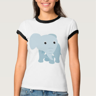 Gullig babyelefant t shirts