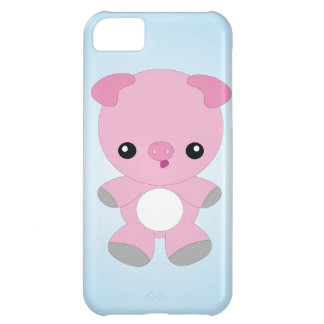 Gullig babygrisiphone case iPhone 5C fodral