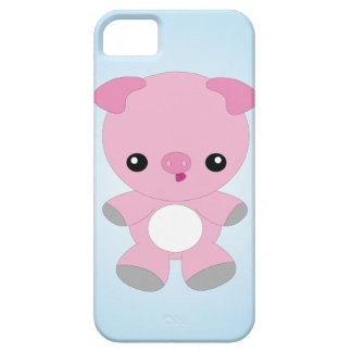Gullig babygrisiphone case iPhone 5 Case-Mate cases