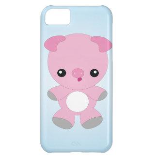 Gullig babygrisiphone case iPhone 5C fodral