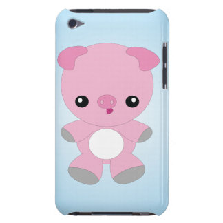 Gullig babygrisipod fodral iPod touch Case-Mate skydd