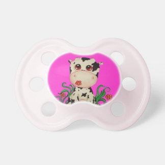 Gullig babykonappar för flickor napp