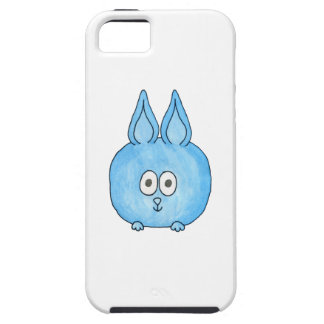 Gullig babyRabbit. iPhone 5 Case-Mate Skal