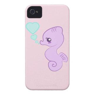 Gullig babySeahorse iPhone 4 Case-Mate Cases