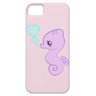 Gullig babySeahorseiphone case iPhone 5 Case-Mate Skydd