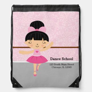 Gullig Ballerina Gympapåse