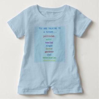 Gullig bebisromper för ett framtida… tröja