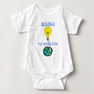 gullig bebist-skjorta tröja