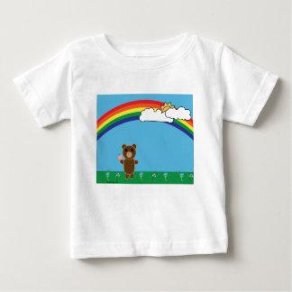 Gullig björnbabyT-tröja Tshirts