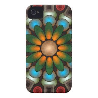 Gullig blackberry bold för konst för iPhone 4 Case-Mate case