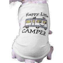 Gullig campa/camparevalphund tröja