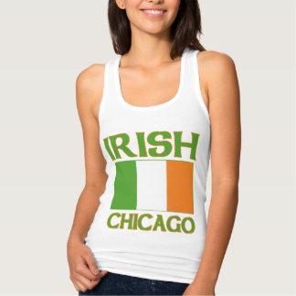 Gullig Chicago irländare T Shirts