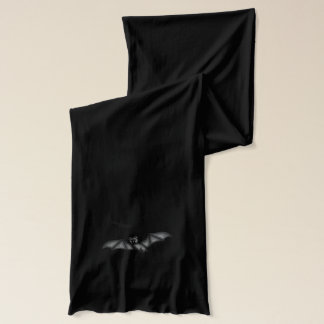 gullig fladdermössscarf sjal