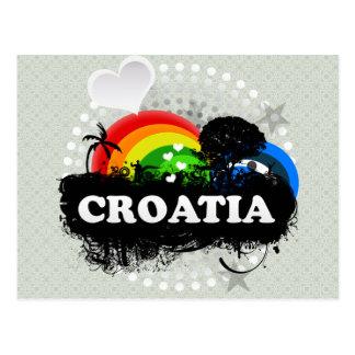 Kroatien Vykort