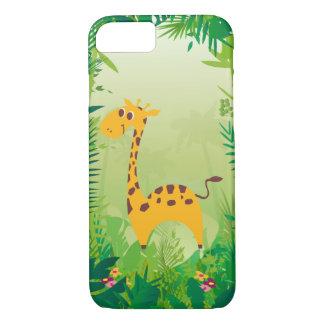 Gullig giraff
