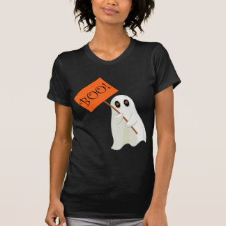 Gullig Halloween spöket-skjorta BU T-shirts