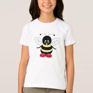 Gullig humlaskjorta t-shirt