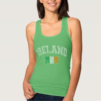 Gullig Irland flagga Tshirts