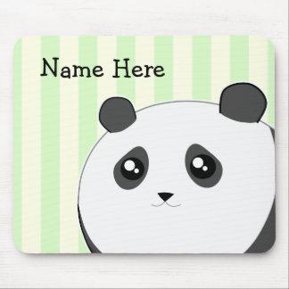 Gullig Kawaii knubbig pandabjörn Musmatta