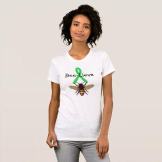Gullig Lyme för Bi-Lieve honungbi skjorta T-shirts