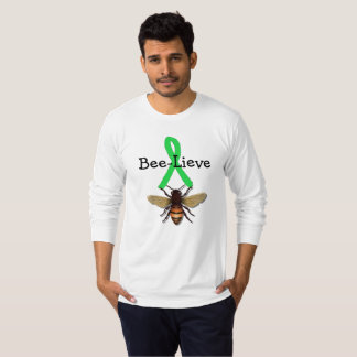 Gullig Lyme för Bi-Lieve honungbi skjorta Tee