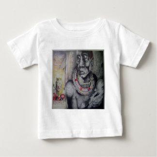 Gullig Masai Hakuna Matata med T Shirts