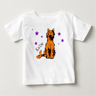 gullig orange tabby katt tröjor