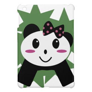 Gullig panda iPad mini fodral