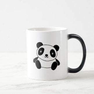 Gullig Panda Magisk Mugg