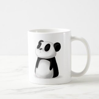 Gullig Pandamugg Kaffemugg