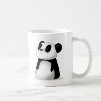 Gullig Pandamugg Vit Mugg