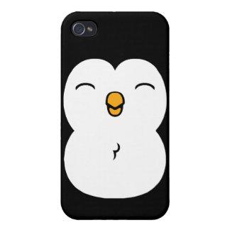 Gullig pingvin iPhone 4 skydd
