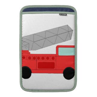 Gullig röd Firetruck Sleeve För MacBook Air