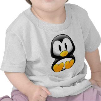 Gullig rolig babypingvin tröja