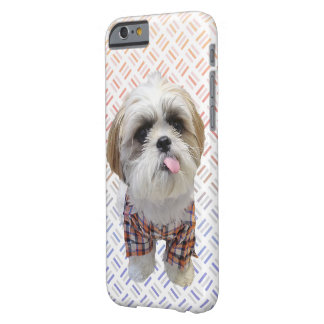 Gullig Shih Tzu valp Barely There iPhone 6 Skal