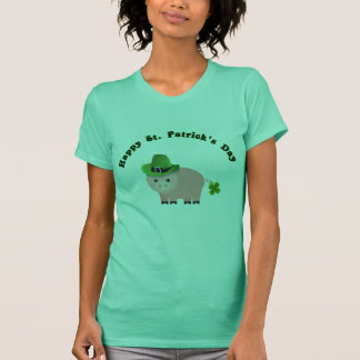 Gullig skjorta för st patricks day T Tröjor