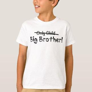 Gullig storebror (endast barn som ut korsas) och t shirt