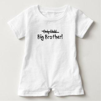Gullig storebror (endast barn som ut korsas) och t-shirt